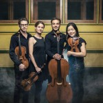 Galatea Quartet @MolinaVisuals